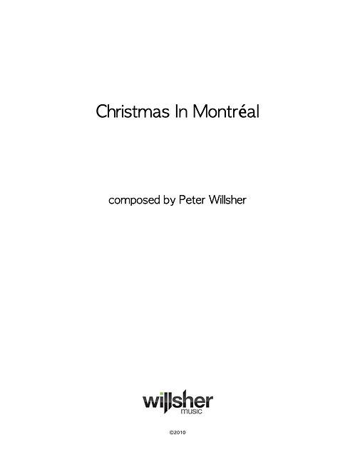 Christmas in Montreal Op 62