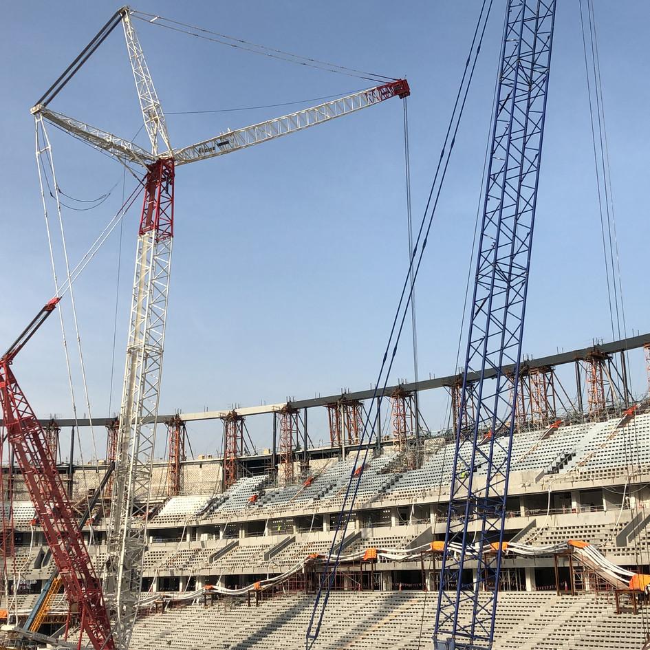 Buildings & Stadia