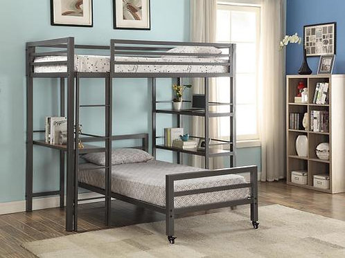 Mason Loft Bed with Lower Bed