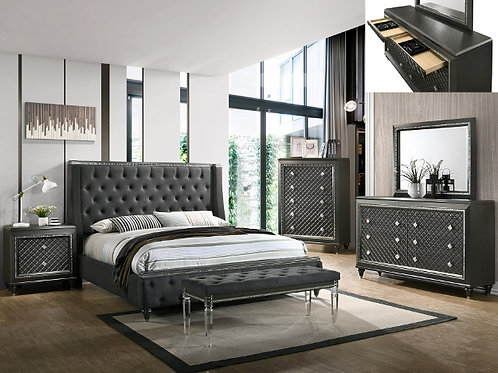 B7900 GIOVANI QUEEN BED