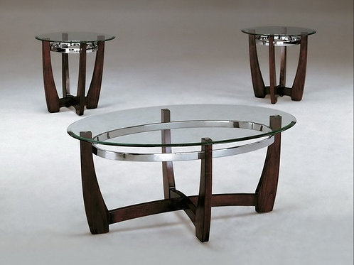Mitchell 3 Piece Cocktail Table Set