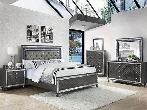 B1670 REFINO QUEEN BED