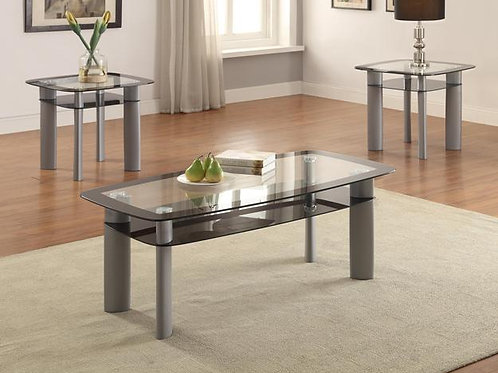 Echo 3 Piece Cocktail Table Set