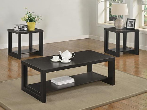 Audra 3 Piece Cocktail Table Set