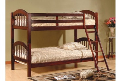 Twin Cherry Stackable Bunkbed