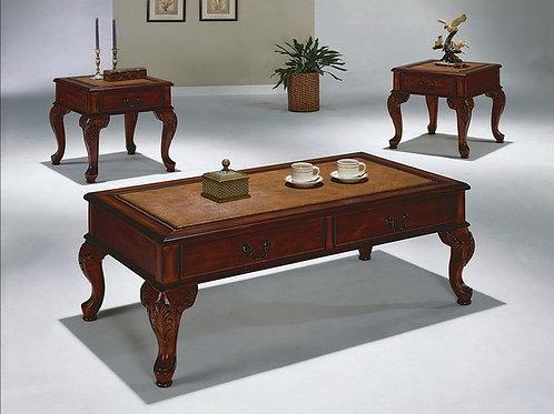 Explorer 3 Piece Cocktail Table Set