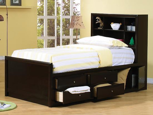 Phoenix Collection Twin Bed