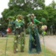 higher beings stilts.jpg