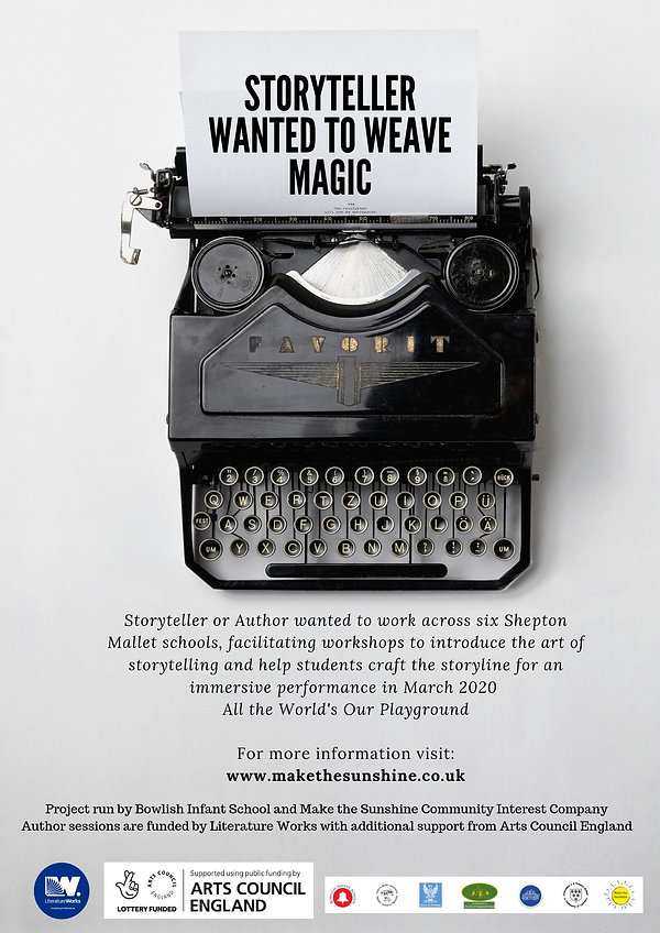 Storyteller wanted to weave magic final