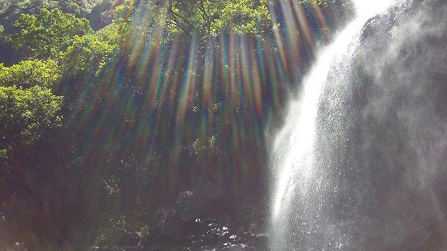 """Mare aux Joncs"" Wasserfall im Black River Gorge Nationalpark"
