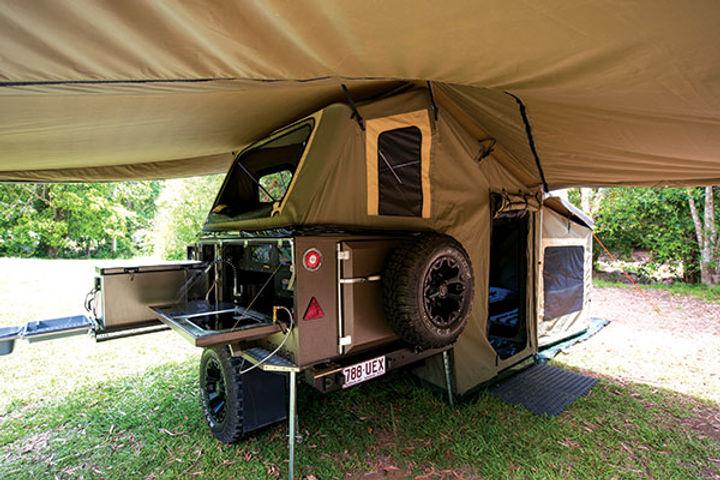 Metalian Maxi Junior tent