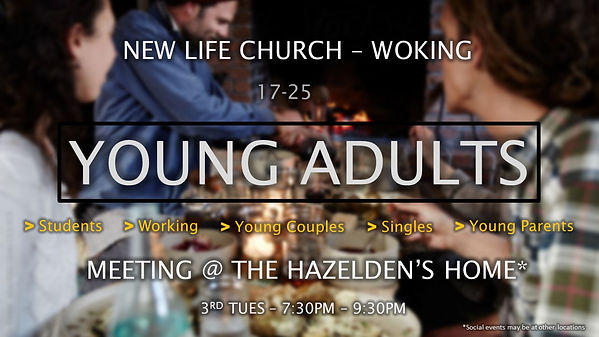 young adults advert
