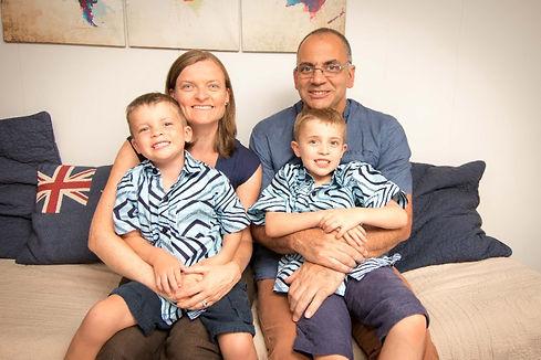 DeFreitas Family