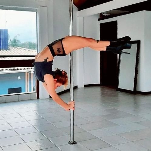 Pole Dance short cintura alta