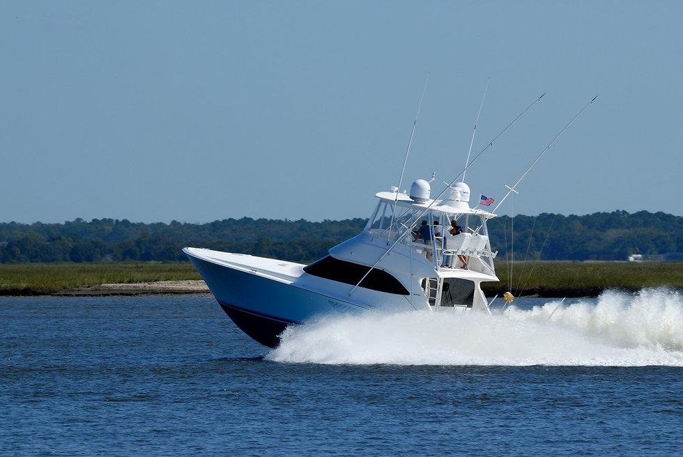 Brand new boat