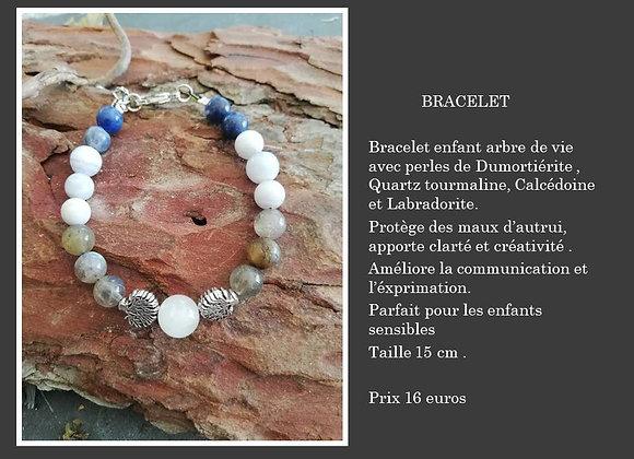 Bracelet enfant arbre de vie