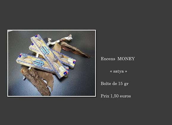 encens money
