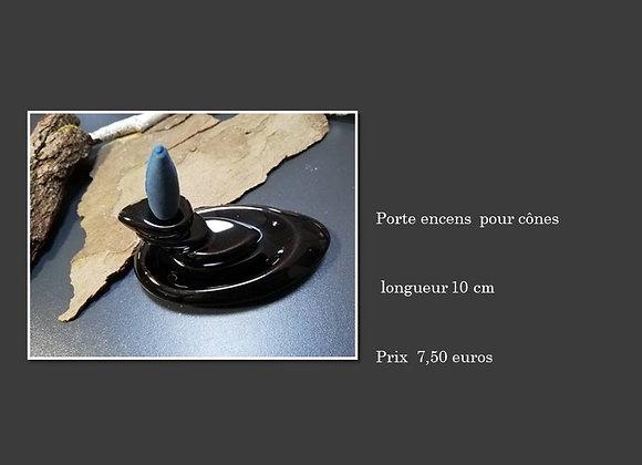 porte encens pour cônes