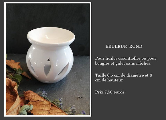 Bougeoir rond