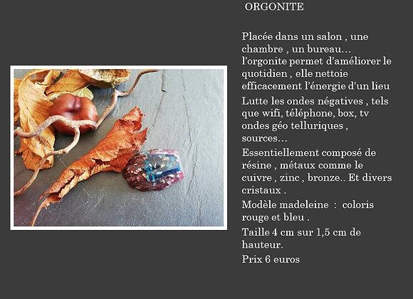 Orgonite madeleine