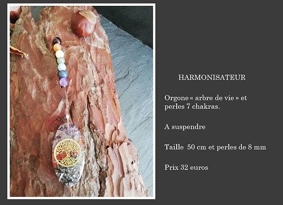Harmonisateur arbre de vie