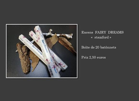 encens fairy dreams