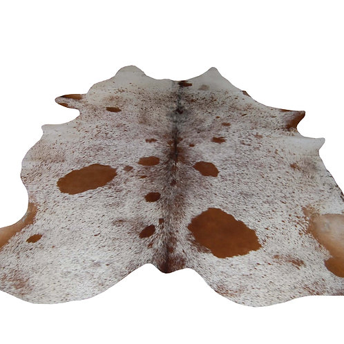 Salt & Pepper (Brown) Brazilian Cow Hide