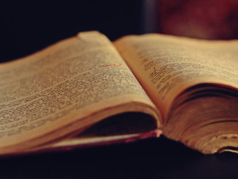 I Want To Return Your Book To You, But My Grandfather's Soul Has Taken Possession Of It