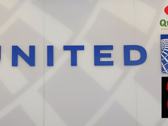 United Airlines Giving Free Tickets To EVERYONE That Shares This Post AND Submits To The Mark Of The