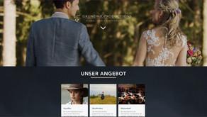 Redesign der Website