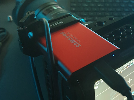 Neue 1TB SSD zur 6K-Langzeitaufnahme