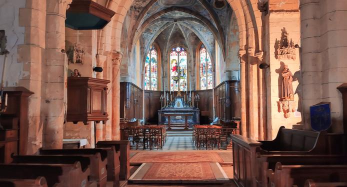 Eglise Bellot