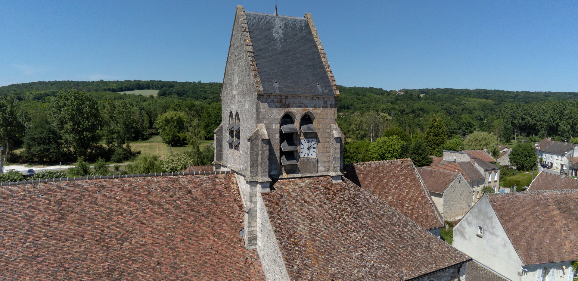 Eglise de bellot 2