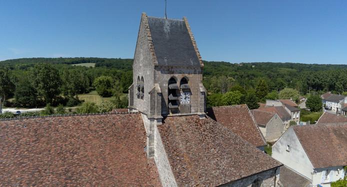 Eglise de bellot 2