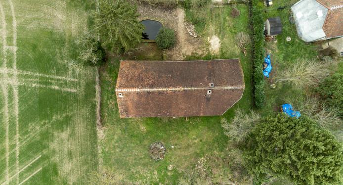 Photo Terrain + Maison Vu du dessus