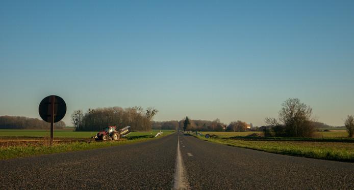 Route - Doue