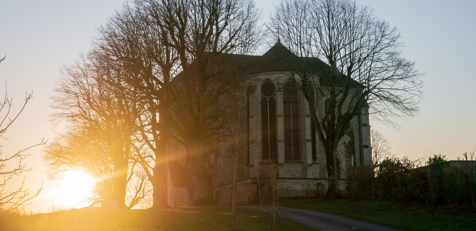 Eglise de Doue
