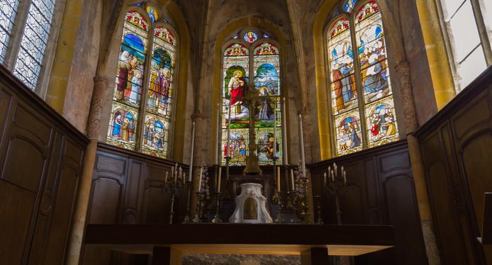 Eglise de Bellot - Pret