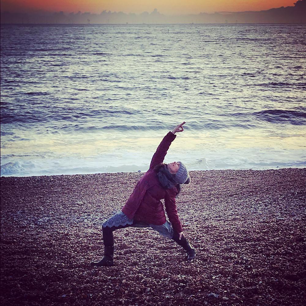 Anna | Beach Warrior