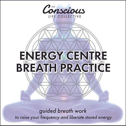 Energy Centre Breath Practice