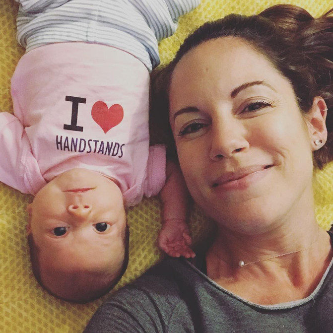 12 Things My 20 Week-Old Baby has Taught Me About My 20 Year-Old Yoga Practice