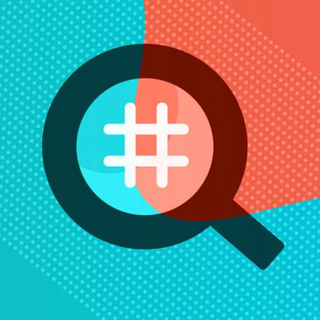 As Hashtags e suas vantagens
