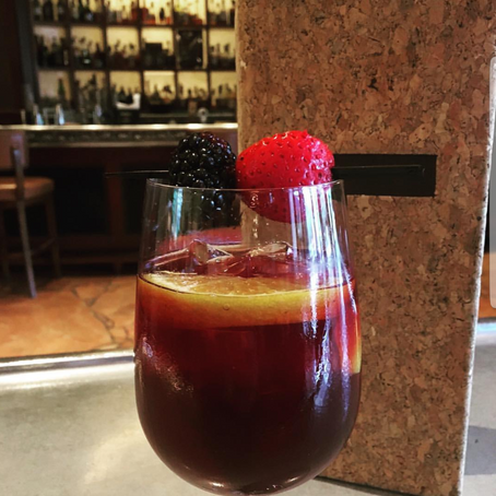Southern Art and Bourbon Bar Restaurant Review