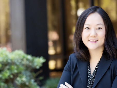 An interview with our managing partner, Lucy Lu