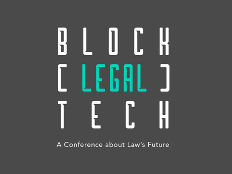 2019 Chicago-Kent Block (Legal) Tech Conference