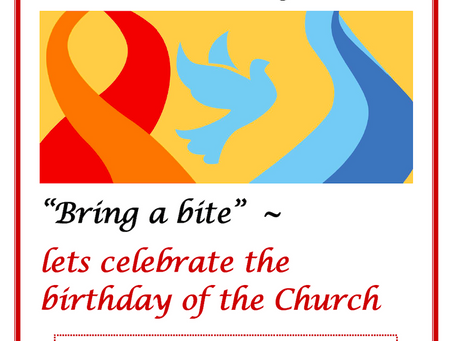 Churches Together in Towcester - 23rd May Pentecost Party Picnic