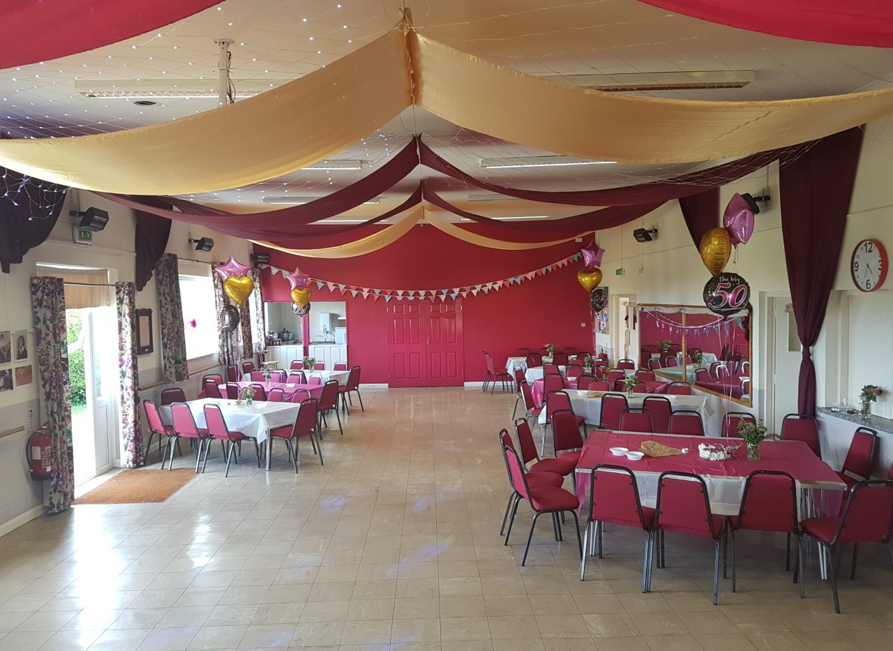 Another Party ready to start