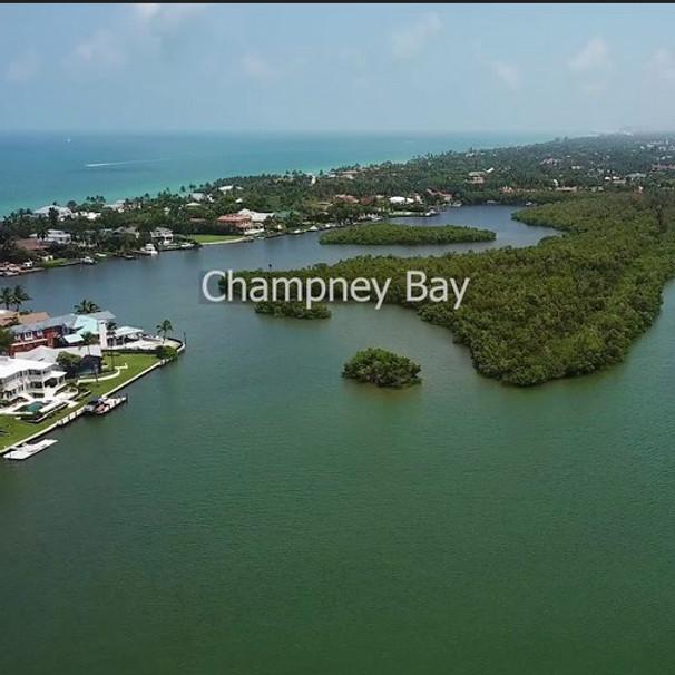 Raft Up - Champney Bay, Naples