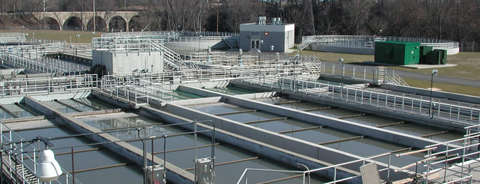 Oaks Wastewater Treatment Plant