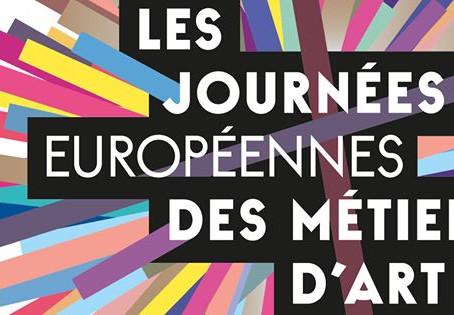 L'ATELIER PRIMAVERA Y PARTICIPE :JOURNEES EUROPEENNES DES METIERS D'ART